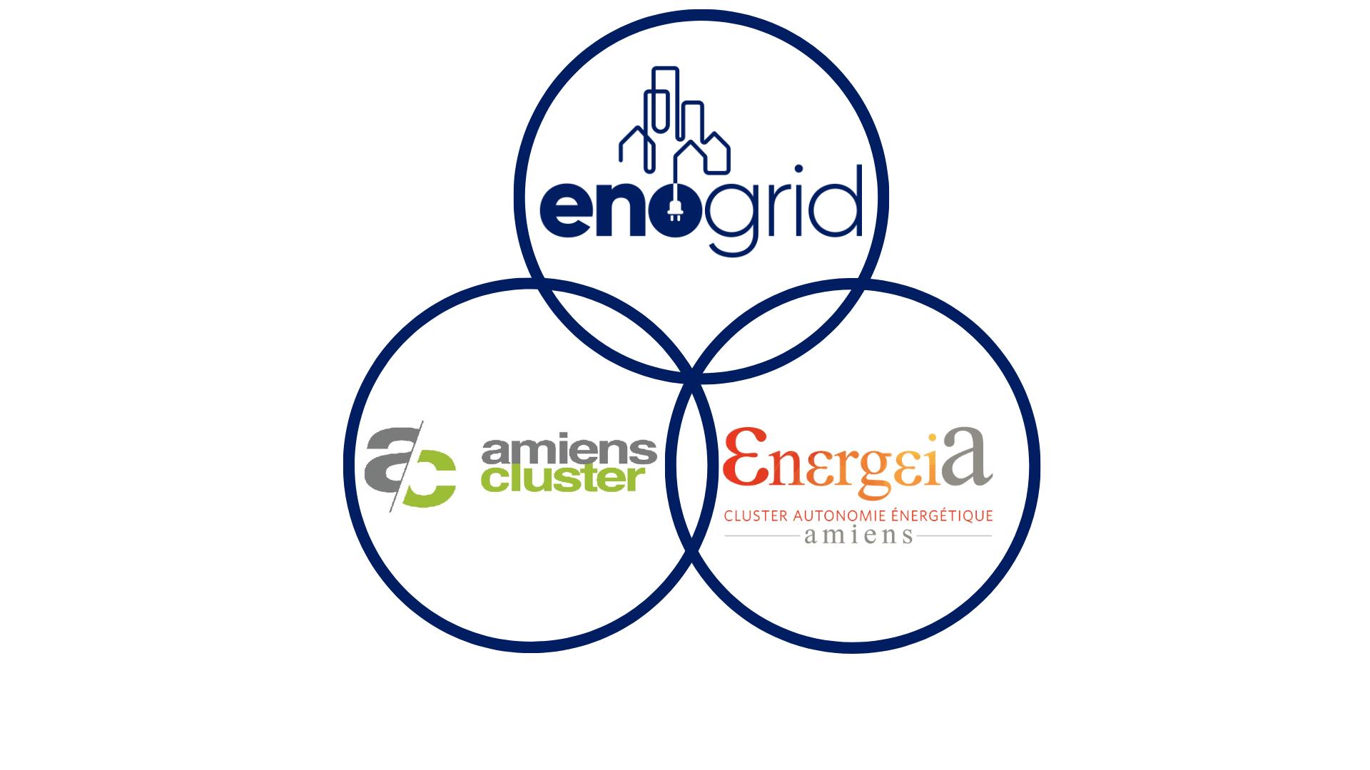 Enogrid intègre Amiens Cluster